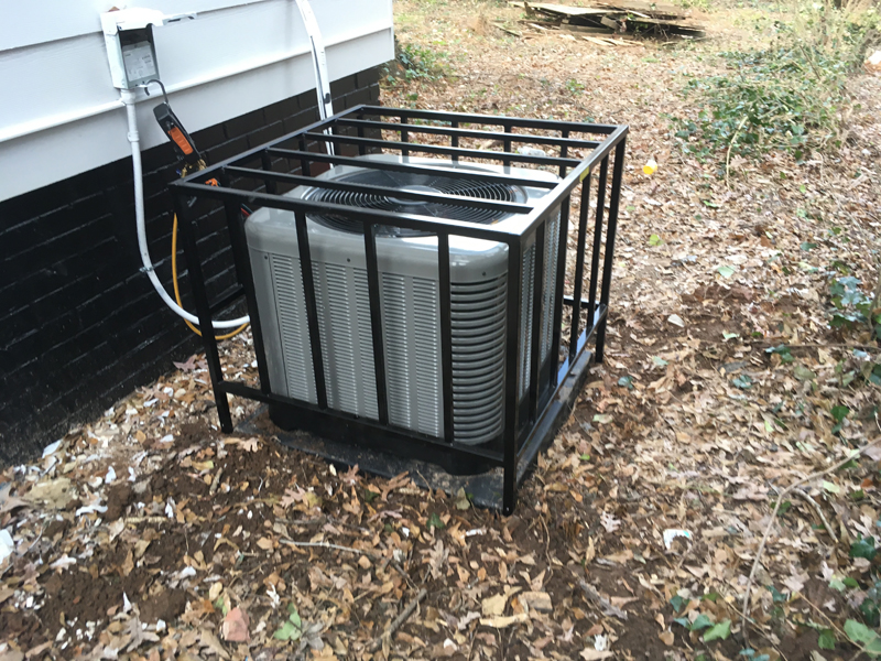 series 3 ac cage