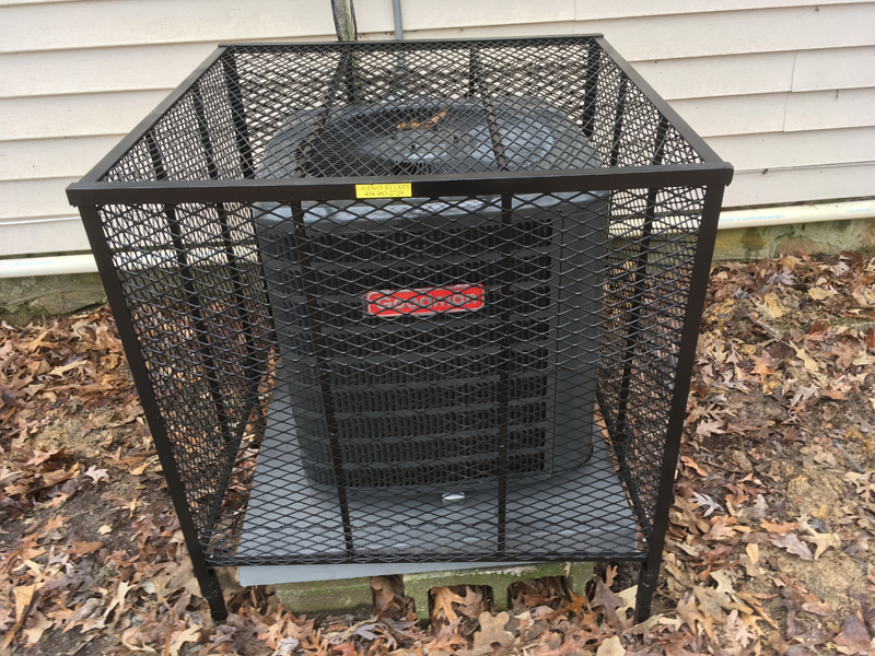 single cage for goodman unit