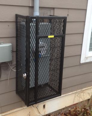 single utility meter