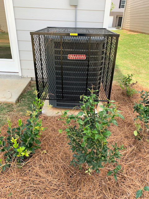 ac cage new bushes